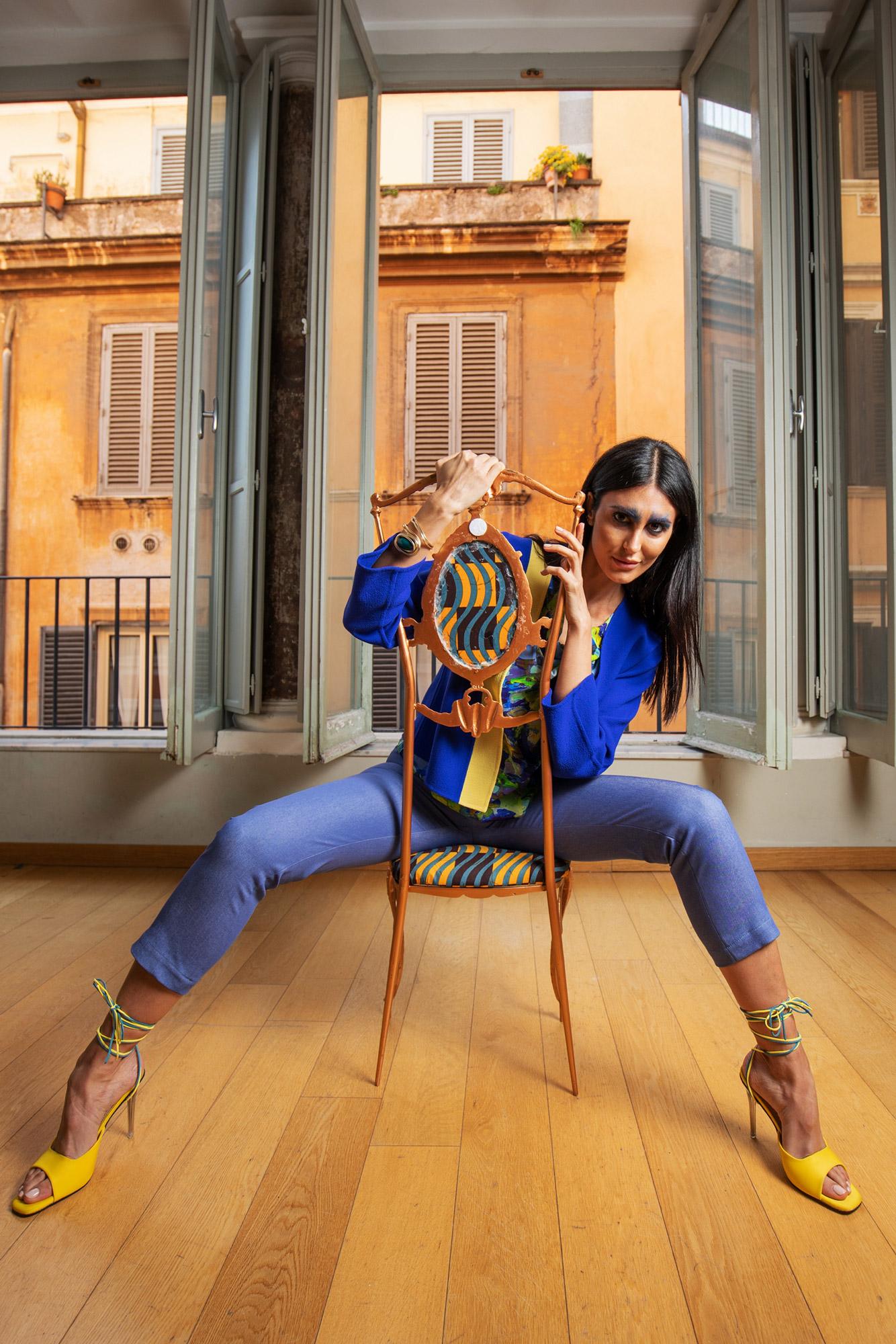 abiti alta sartoria Made in Italy Mia Carmen